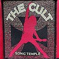THE CULT - Patch - The Cult Sonic Temple Patch