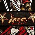 Venom - Patch - Venom Welcome to Hell Strip Patch