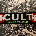 THE CULT - Patch - The Cult Sonic Temple Strip Patch