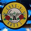 Guns N' Roses - Patch - Guns N' Roses Circle Patch