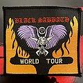 Black Sabbath - Patch - Black Sabbath World Tour