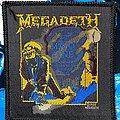 Megadeth - Patch - Megadeth Mary Jane
