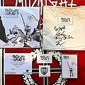 Iron Kobra - Tape / Vinyl / CD / Recording etc - Iron Kobra Teutonic Tyrants Single
