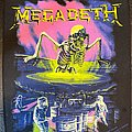 Megadeth - Patch - Megadeth No More Mr. Nice Guy