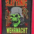 Slayer - Patch - Slayer Slaytanic Wehrmacht