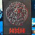 Deicide - Patch - Deicide 1990 Patch