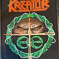Kreator - Patch - Keratotomy Hallucinative Comas Backpatch