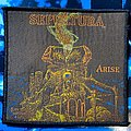 Sepultura - Patch - Sepultura Arise Patch