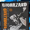 Biohazard - Patch - Biohazard No Holds Barred