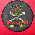 Running Wild - Patch - Running Wild Death or Glory