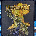 Megadeth - Patch - Megadeth 1987 Patch