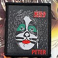 Kiss - Patch - KISS Peter Patch