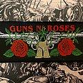Guns N' Roses - Patch - Guns N' Roses Big Strip Patch