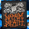 Napalm Death - Patch - Napalm Death From Enslavement to Obliteration