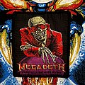 Megadeth - Patch - Mgadeth Peace Sells Patch