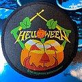 Helloween - Patch - Helloween Circle Patch