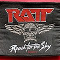 Ratt - Patch - Ratt Reach for the Sky