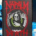 Napalm Death - Patch - Napalm Death Life?