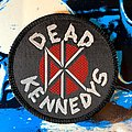 Dead Kennedys - Patch - Dead Kennedys Logo Patch