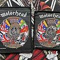 Motörhead - Patch - Motörhead 1916 Patches