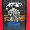 Anthrax - Patch - Anthrax Persistence of Time Patch