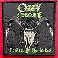 Ozzy Osbourne - Patch - Ozzy Osbourne No Rest for the Wicked
