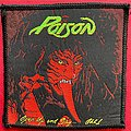 Poison - Patch - Poison Open Up and Say...Ahh!