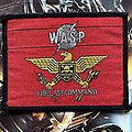 W.A.S.P. - Patch - WASP the last command