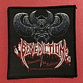 Benediction - Patch - Benediction Transcend the Rubicon