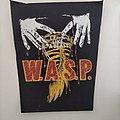 W.A.S.P. - Patch - W.A.S.P. Animal backpatch