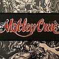 Mötley Crüe - Patch - Mötley Crüe Strip Patch