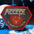 Accept - Patch - Accept European Tour