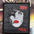 Kiss - Patch - KISS Paul Patch