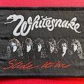 Whitesnake - Patch - Whitesnake Slide it In Patch