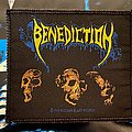 Benediction - Patch - Benediction The Grand Leveller Patch