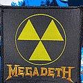 Megadeth - Patch - Megadeth Radioactive Patch