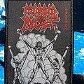 Morbid Angel - Patch - Morbid Angels Altars of Madness 1991