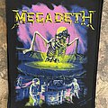 Megadeth - Patch - Backpatches to go