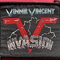 Vinnie Vincent Invasion - Patch - Vinnie Vincent Invasion Patch