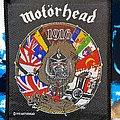 Motörhead - Patch - Motörhead 1916 Patch