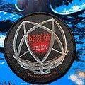 Deicide - Patch - Deicide Legion Circle Patch