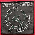 Type O Negative - Patch - Type O Negative Dead Again
