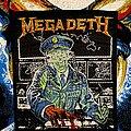 Megadeth - Patch - Megadeth Holy Wars Patch