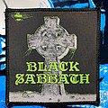 Black Sabbath - Patch - Black Sabbath Headless Cross