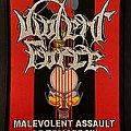 Violent Force - Patch - Violent Force Malevolent Assault of Tomorrow
