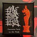 Morbid Angel - Patch - Morbid Angel Formulas Fatal to the Flesh