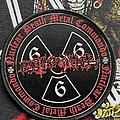 Blasphemophagher - Patch - Blasphemophagher Nuclear Death Metal Commando