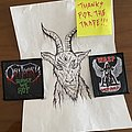 W.A.S.P. - Patch - BloodFireDeath88's Drawing