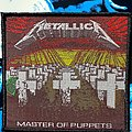 Metallica - Patch - Metallica Master of Puppets