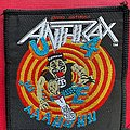 Anthrax - Patch - Anthrax State of Euphoria
